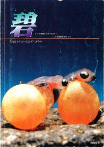 北海道サケ友の会20年のあゆみ 表紙