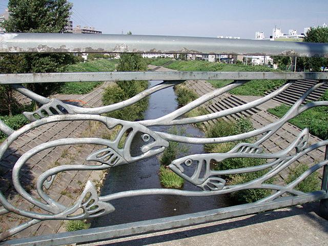 農試公園橋