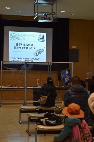 円山動物園サイエンZOOに参加しました